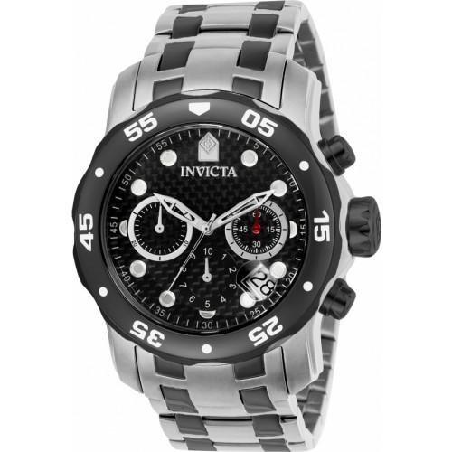 47ce929b99d Relógio Invicta Pro Diver 14339 - Prata