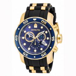 a49fa530c7d Relógio Invicta Pro Diver 17882 - Ouro 18K