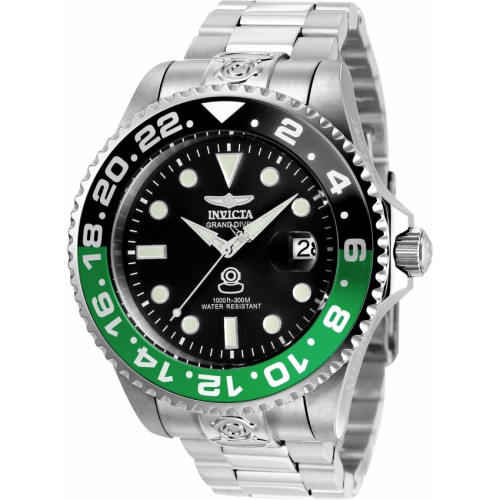 8b42e4f5616 Relógio Invicta Pro Diver 21866 - Resistência à água até 300 metros ...