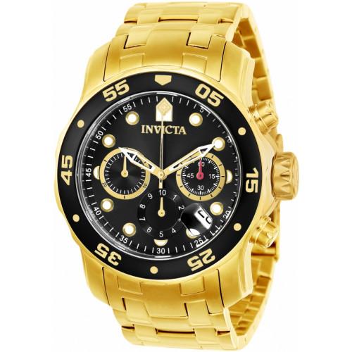 009a8de194b Relógio Invicta Pro Diver 21922 – Ouro 18K