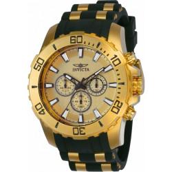 be91e6819d5 Relógio Invicta Pro Diver 22558 - Resistência à água até 100 metros