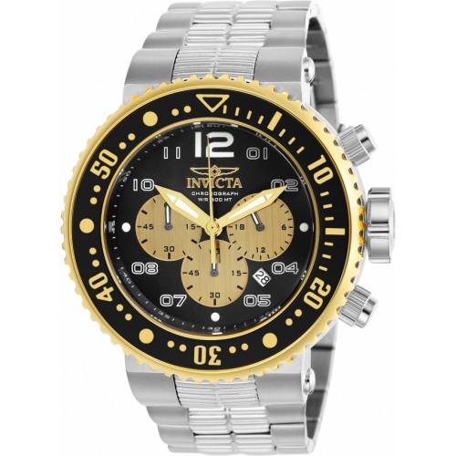 6ba2b86c8b9 Relógio Invicta Pro Diver 25075 - Resistência à água até 500 metros ...