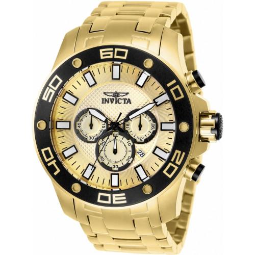 b2b8cc0bcb0 Relógio Invicta Pro Diver 26079 - Resistente à Água Até 100 metros ...