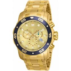 eb0a7fd13cc Relógio Invicta Pro Diver 80071 - Ouro 18K
