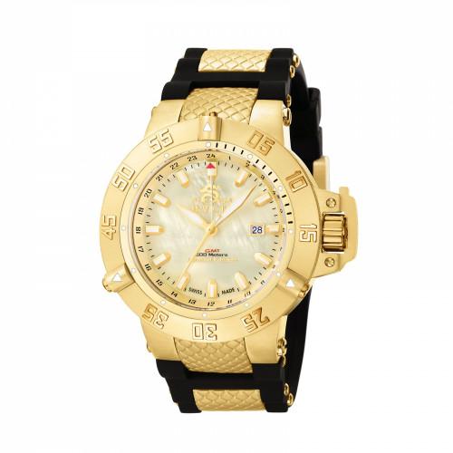 a008113ab32 Relógio Invicta Subaqua Noma 0738 - Ouro 18K