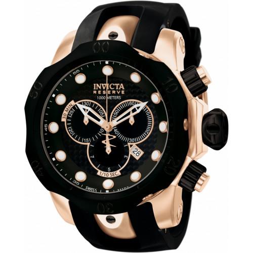 0c0712b44b1 Relógio Invicta Venom 0361 - Ouro Rosê 18K