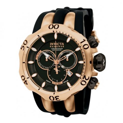 1b13f3d2912 Relógio Invicta Venom 10830 - Ouro Rosê 18K