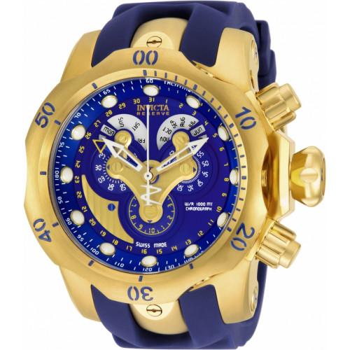 6bd631b46b1 Relógio Invicta Venom 14465 - Ouro 18K