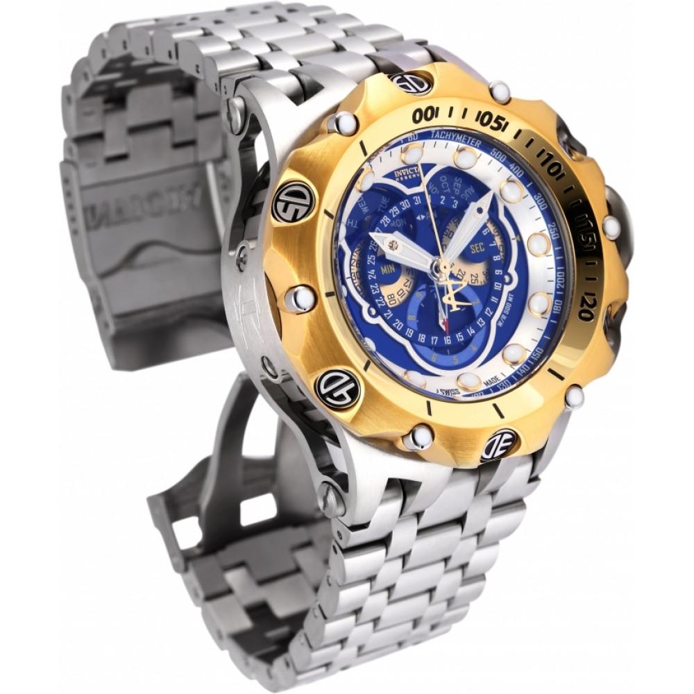 a3a31a50256 Relógio Invicta Venom 16808 - Ouro 18K