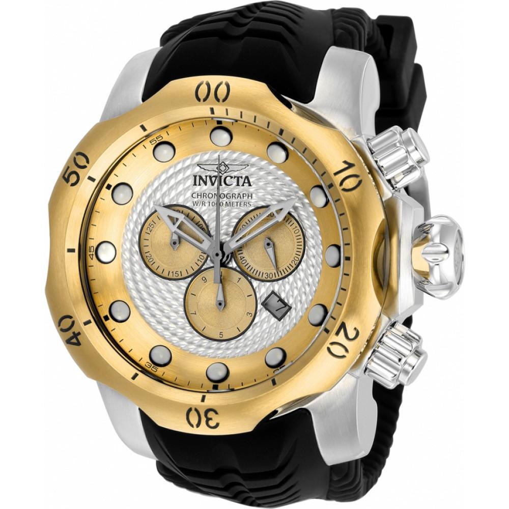 c5558ec5d8c Relógio Invicta Venom 20441 - Ouro 18K