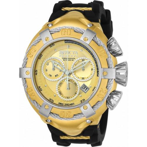 3649d48152a Relógio Invicta Zeus Bolt 21352 - Resistência à água até 500 metros ...