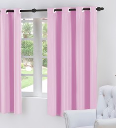 Cortina Blackout Lisa 2,80m X 1,60m EDDI - ROSA