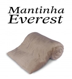 Mantinha Everest Bege