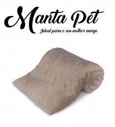Mantinha Pet Toy Everest Bege