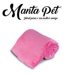 Mantinha Pet Toy Everest Chiclete