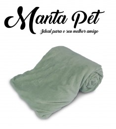 Mantinha Pet Toy Everest Verde