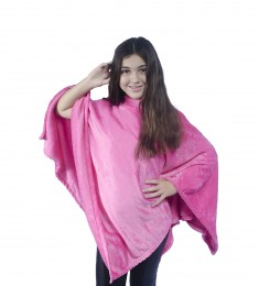 Poncho Everest Kids Chiclete