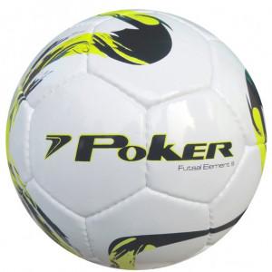 670d2aed2e092 Bola Futsal Poker Classic Element III Costurada á Mão