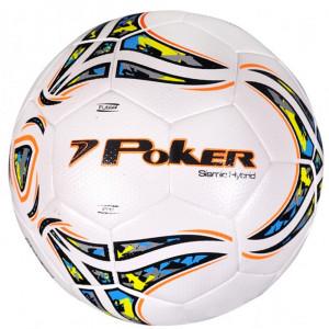 5042038b52da5 Bola Futsal Poker Hybrid System Sismic Pro Profissional
