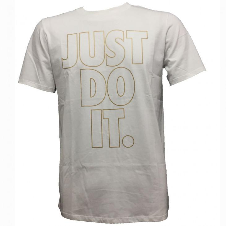 82d8bfda05 camiseta manga curta nike just do it - Mania de Futsal