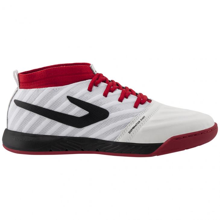 da38e12eeb742 Chuteira Topper Dominator Knit Pro Branco - Mania de Futsal