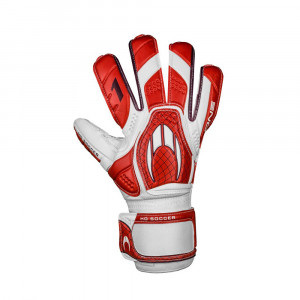 Luva Goleiro Campo Ho Soccer One Flat Red White 8fc83b5310adc