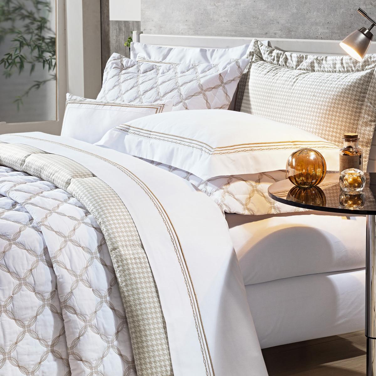 5f67b1c47e Coleção Antilhas - Percal 200 Fios - 100% Algodão - Polis Casa - Um  conceito moderno de cama